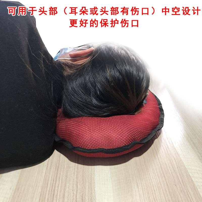 轮椅坐垫防褥疮坐垫床上靠垫病人护腰卧床老人瘫痪护理用品