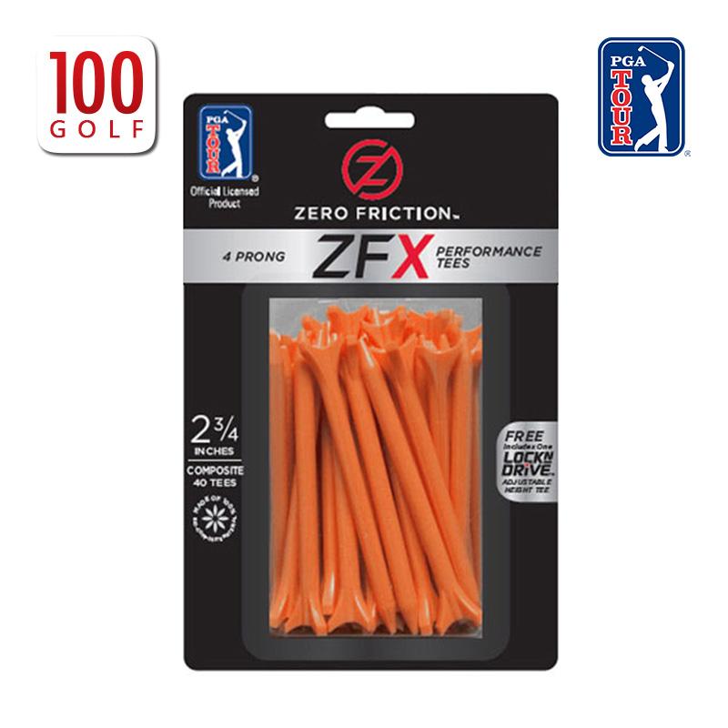 高尔夫tee zero friction高尔夫球钉球tee 3盒包邮 一百高尔夫