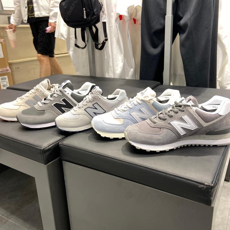 New Balance/NB男鞋女鞋2020休闲复古透气运动鞋跑步鞋 ML574SPY