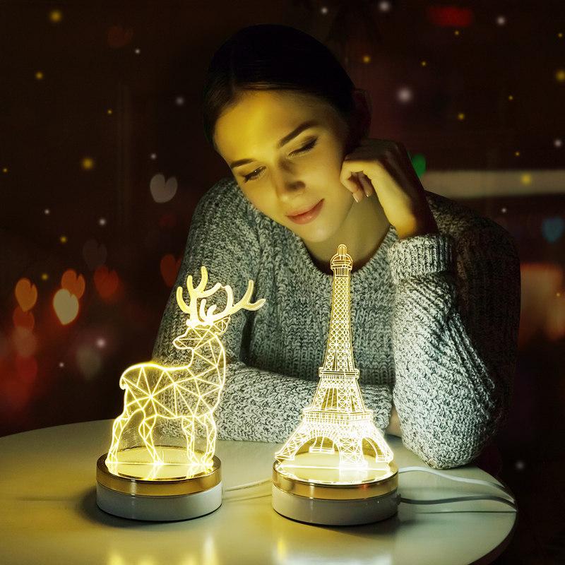 实用女朋友定制生日礼物韩版学生纪念品女孩子创意个性