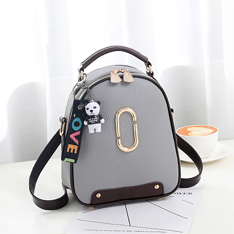 A small front-line backpack backpack for 10-year-old girls bag for class front-line female college students shoulders