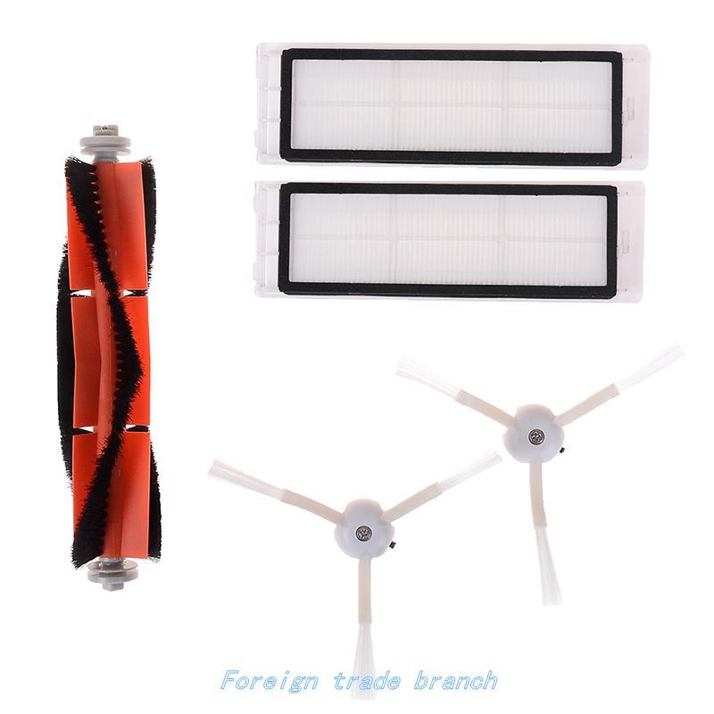 5Pcs/set Filter Brushes For Robot Roborock Vacuum Cleaner Ac