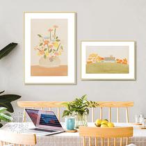 定制定做欧式美式风景人物客厅玄关餐厅走廊卧室壁画装饰画挂画