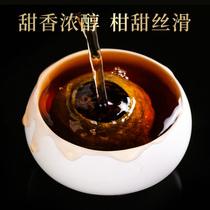 克古老树春茶云南勐海七子饼熟茶越陈越香357十年陈普洱茶熟茶