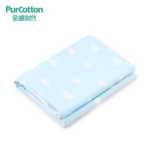 全棉时代 婴儿纱布隔尿垫 新生儿宝宝纯棉防水透气隔尿垫70x90cm