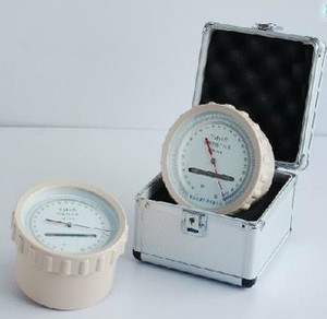 铝合金包装箱 DYM3型空盒气压表 大气压力表 空盒气压计 开票