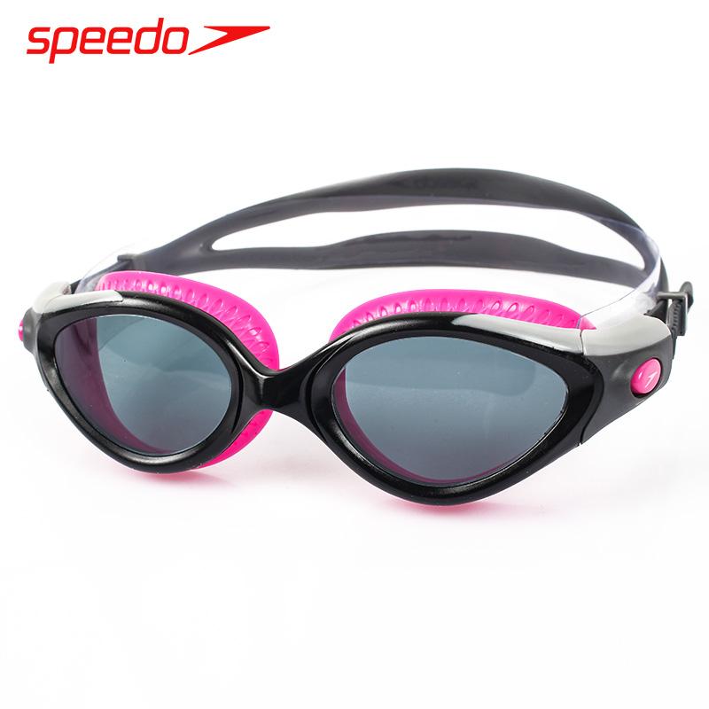 新款speedo女士高清防水防雾游泳镜209.00元包邮