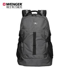 【推荐款】Wenger/威戈瑞士军刀背包男双肩包商务大容量简约