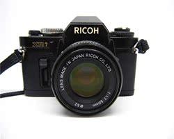 理光xr7胶片单反相机+50 /1.7镜头 功能正常 摄影入门练手135胶卷