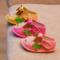 特价不退换 0-1岁6个月 婴儿软底布鞋宝宝棉布鞋透气性好很划算