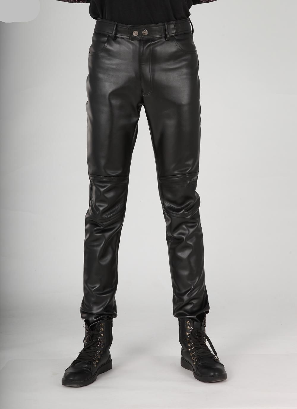 Кожаные брюки доставка
