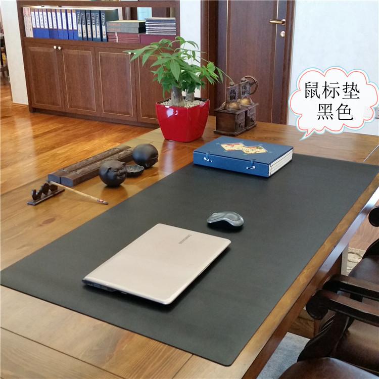 鼠标垫大号桌垫女生笔记本台式电脑垫键盘办公学生写字台书桌垫,可领取3元天猫优惠券