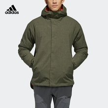 Adidas cap 3in1 jacket men's winter short down jacket eh4941