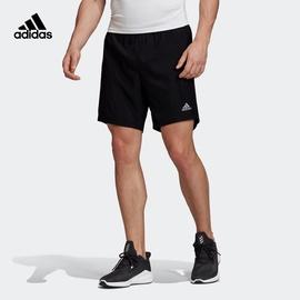 阿迪达斯官网 adidas RUN IT SHORT 男装跑步运动短裤FS9808