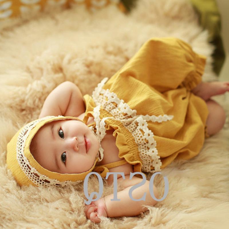 儿童摄影服装宝宝拍照衣服韩版影楼百天宝宝拍照拍摄男女童服饰秋