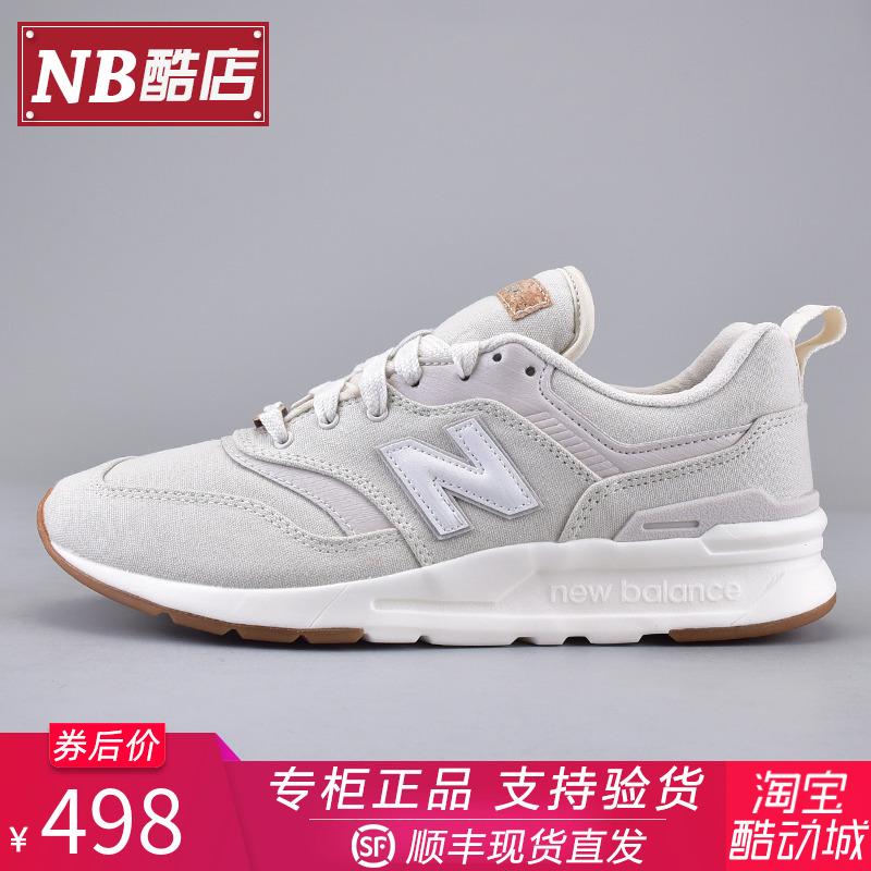 New Balance NB20新款男鞋女鞋复古休闲鞋运动跑步鞋CM997HBV/HBU图片