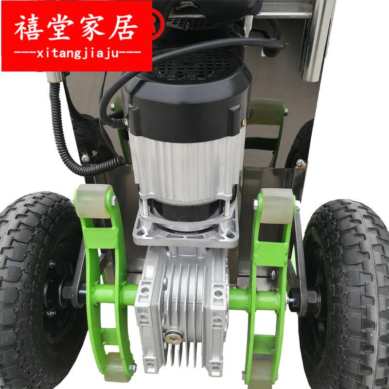 電動爬樓機上樓爬樓神器載物搬運車載重王家具家電建材拉貨爬樓車