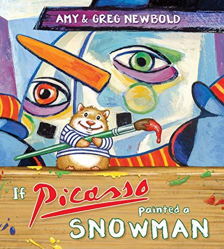 【预订】If Picasso Painted a Snowman
