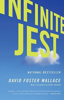 英文原版 戴维·福斯特·华莱士 David Foster Wallace 无尽的玩笑 Infinite Jest