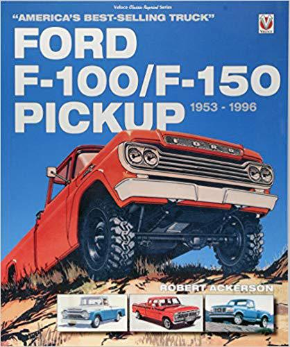 【预售】Ford F-100/F-150 Pickup 1953 to 1996...