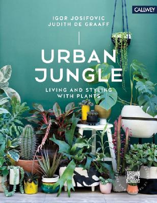 【预订】Urban Jungle: Living and Styling wit...