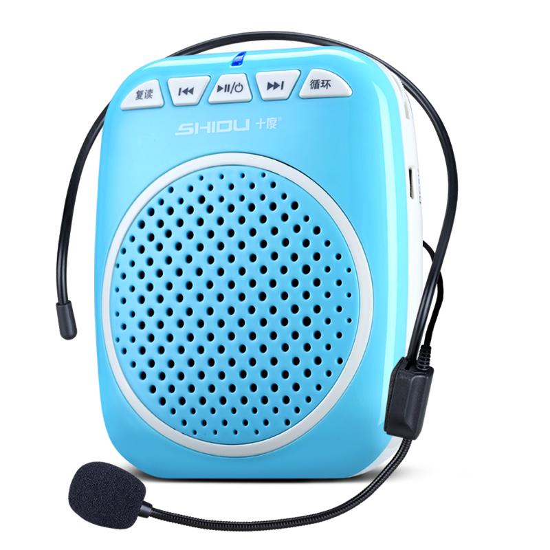 十度 S308小蜜蜂擴音器教師 擴音器教學腰掛大功率導遊擴音機