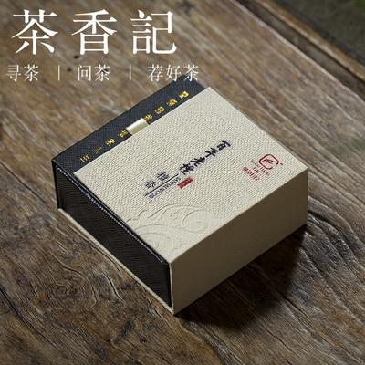 茶香记 香港老字号 发财行盘香 传统韵味 古法制作