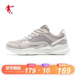 乔丹男鞋复古运动鞋2019冬季新款男士跑步鞋减震鞋子时尚休闲跑鞋