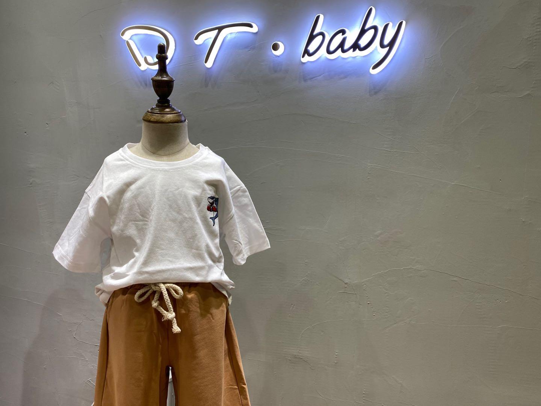 2020品牌时尚流行女宝宝夏装潮童精品短裤休闲款超洋气穿上美美的