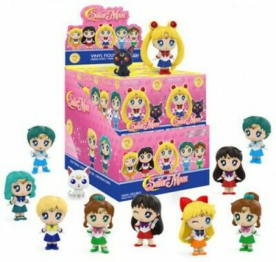 Buy blind box mysterious Sailor Moon mysterious Mini 12 Pack hand made childrens collection souvenir gift ornaments