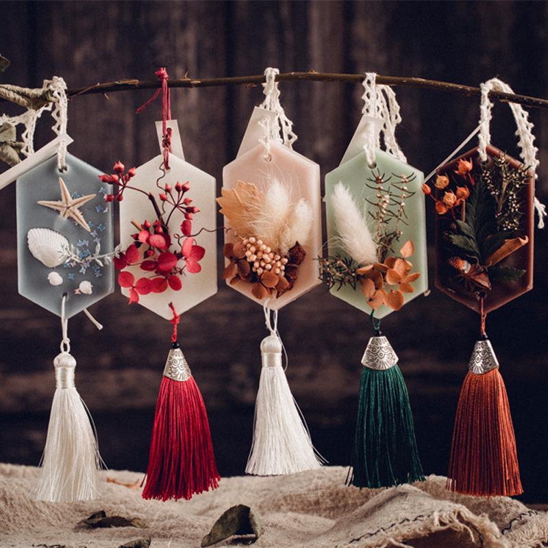 衣柜香薰包去异味芳香持久香包衣橱衣物固体清香包薰蜡片香味神器