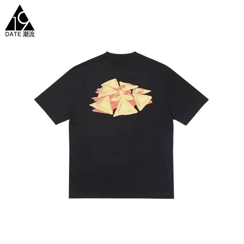 Date19美潮  Palace 19SS Small Portion T-Shirt 勋章 饼干 短袖