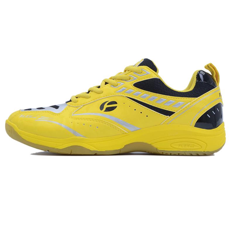 Clearance genuine flees flex professional badminton shoes mens shoes womens shoes ultra light anti slip shock absorption sports shoes broken code