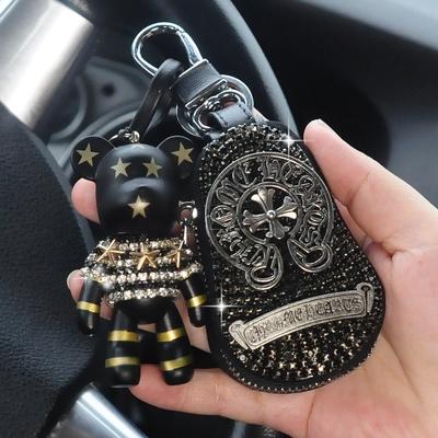 汽车钥匙包通用创意个性可爱男女士情侣车用钥匙包钥匙套壳