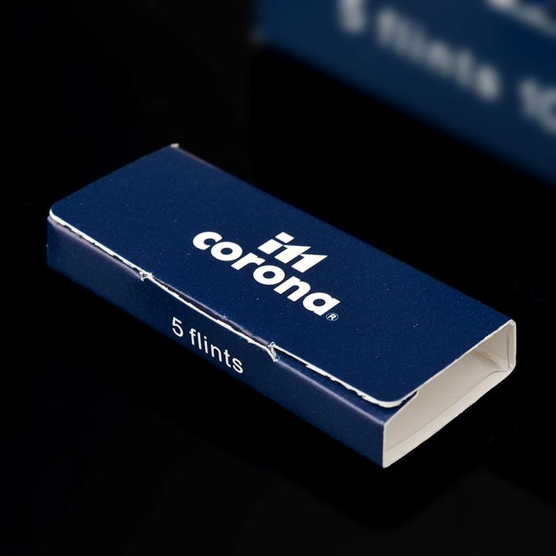 Японская болонка Corona FLINT для короны для Флинт 5 шт. оригинал Зарядные устройства