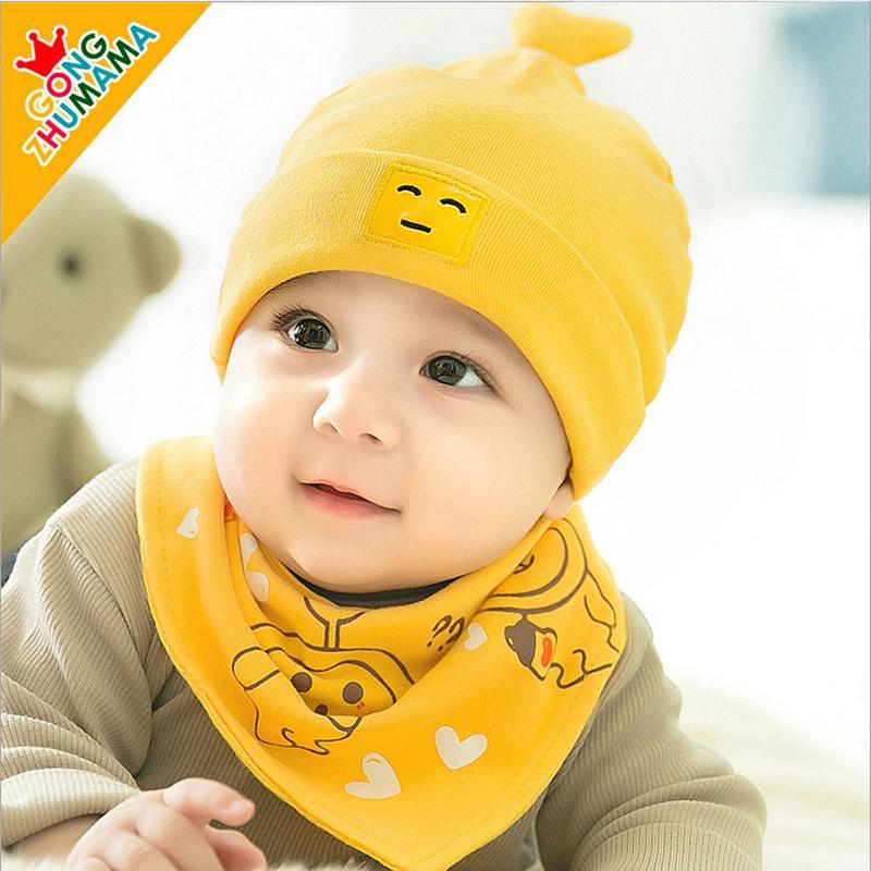 新生兒帽子0嬰兒帽子3薄款6春秋 12個月男寶寶帽子胎帽女童1歲