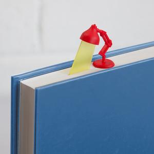 促销以色列Peleg台灯书签创意小清新学生用文具用品个性生日礼物