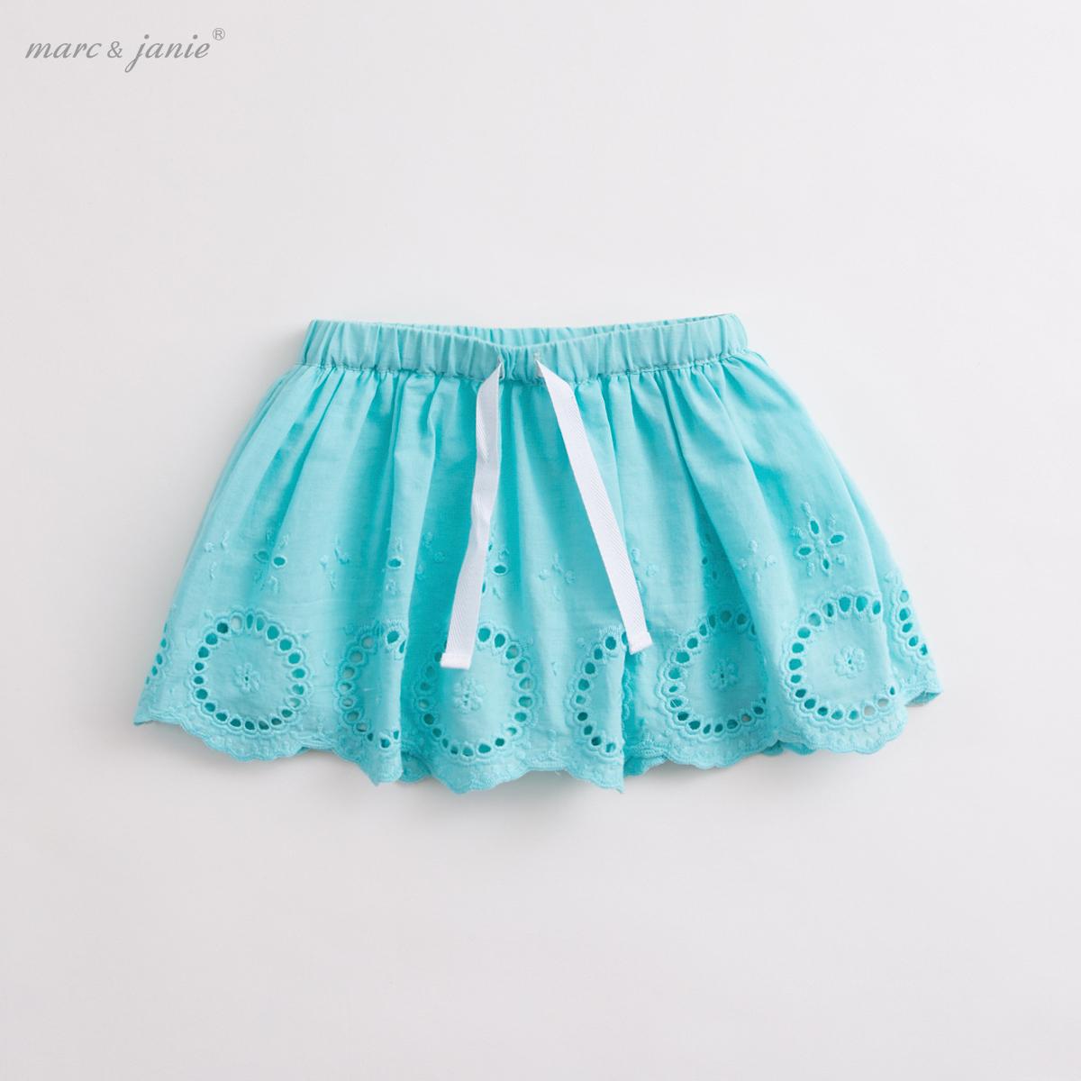 馬克珍妮寶寶女童薄款半裙