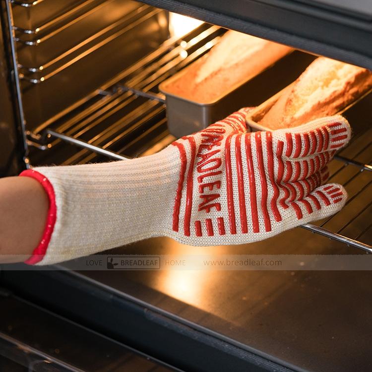 Пальцы жаркое коробка изоляция перчатки микроволновой печи ошпаривают защищать перчатки выпекать выпекать силиконовый полоса 1 только