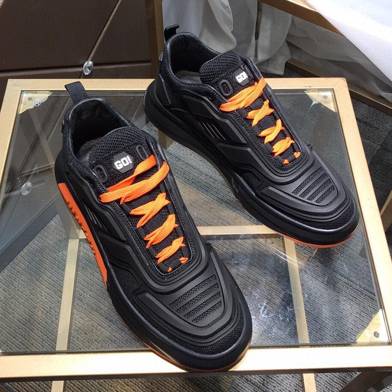 2020厚底老爹鞋男时尚街拍欧洲站欧美大牌同款增高运动休闲鞋潮鞋