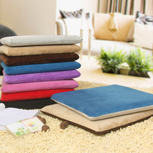 Long-term memory cotton car cushion office chair cushion tatami anti-skid sofa chair cushion thickening winter