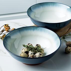 日式吃拉面馆专用陶瓷大号家大碗