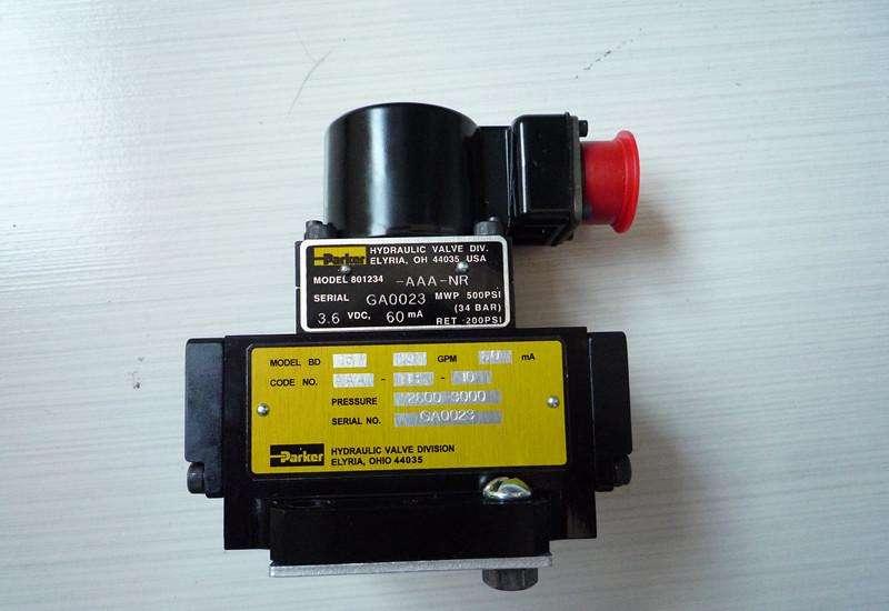 原装进口派克parker液压泵