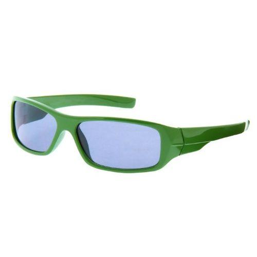 Green rectangular sunglasses for Gymboree US swimming shop