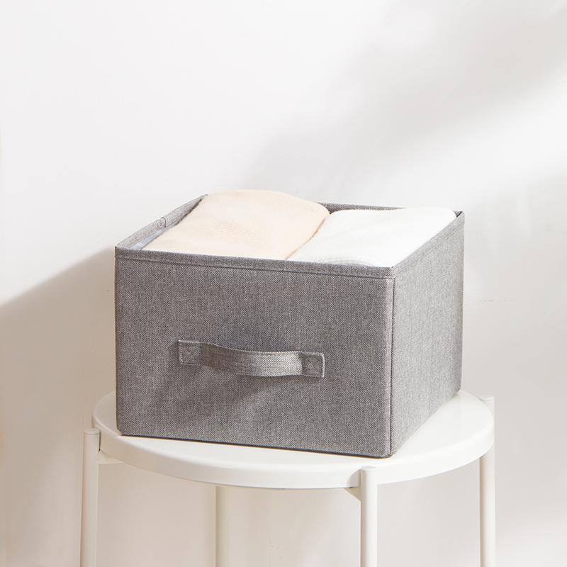 天纵布艺衣物悬挂式抽屉盒储物箱热销29件有赠品