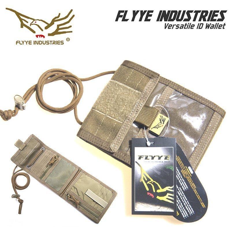 FLYYE 翔野 多功能证件袋 卡包钱包有挂绳 A015