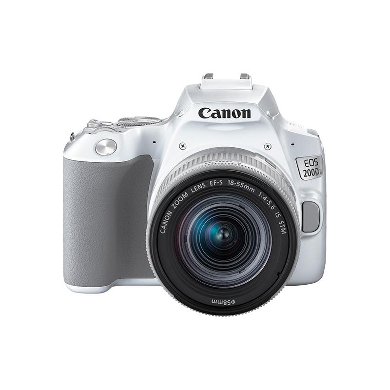 Canon 200D II second generation SLR Digital Travel camera entry level camera new body
