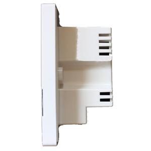 86型4位usb插座面板3A带电源开关正品特价多功能墙壁快速充电插座