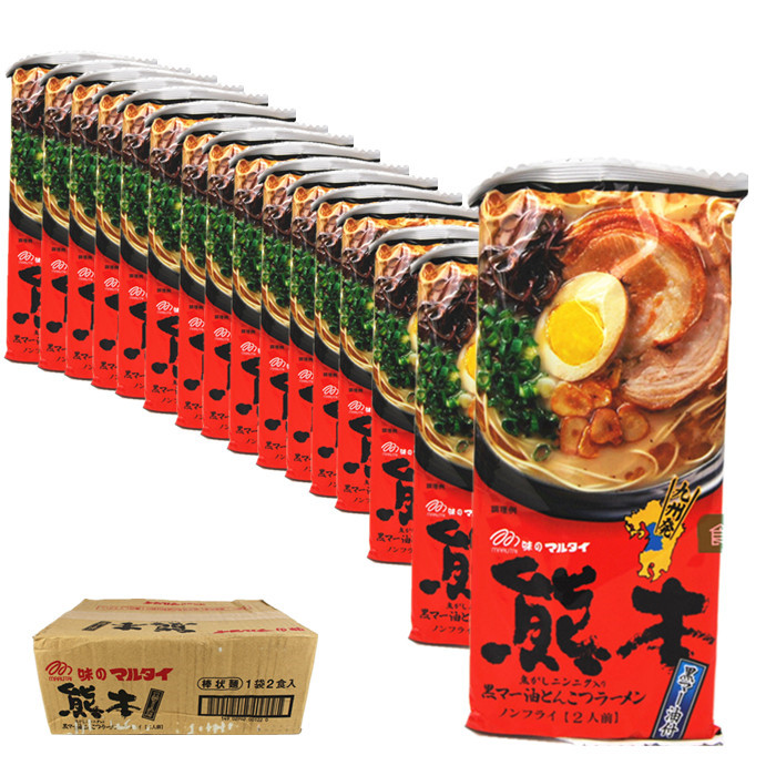 Marutai instant noodles imported from Japan