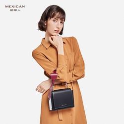 稻草人女包 2019新款时尚韩版小ck包包手提包女小方包单肩斜跨包